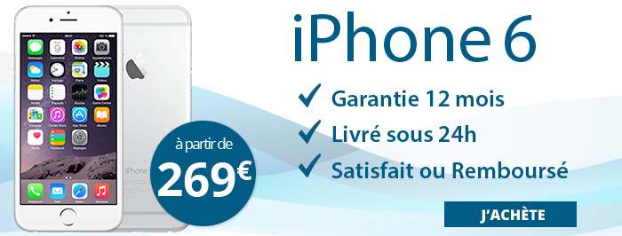 Promotion iPhone 6